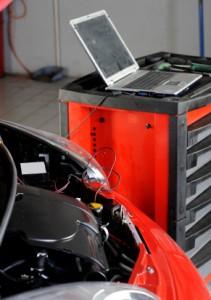 Santa Barbara Automotive Car Body Shop Computers and Networking